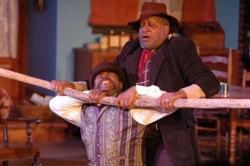 Alan Bomar Jones and Wali Jamal