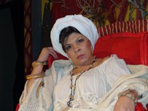 Chrystal Bates as Marie Laveau