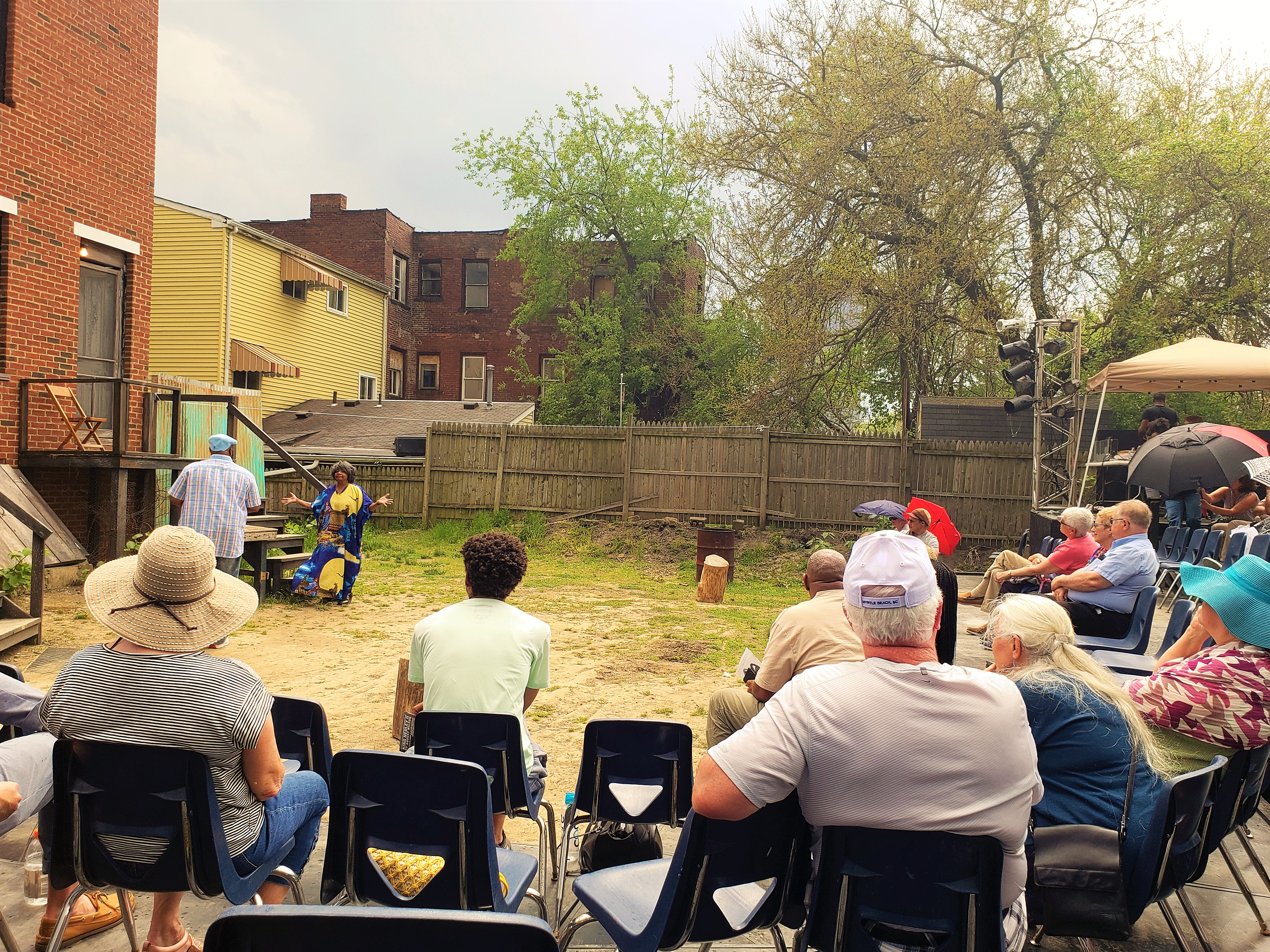 Pittsburgh Playwrights Theatre Company – Our City  Our Voices